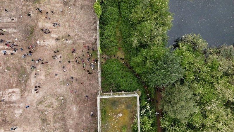 [Lago Bullicante ExSnia - Il Lago che Combatte]