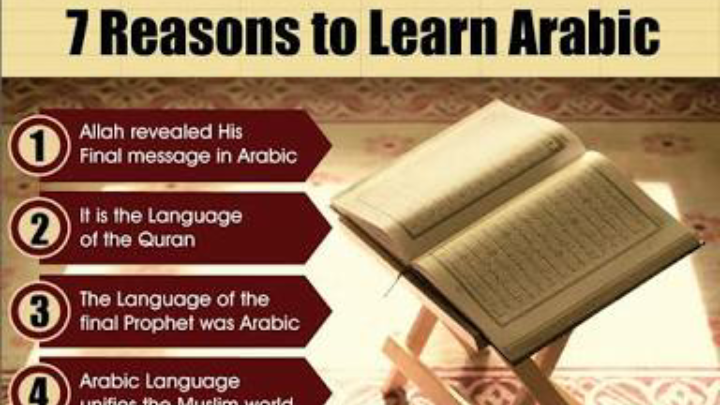 Petition · Arabic language learning institutes must be