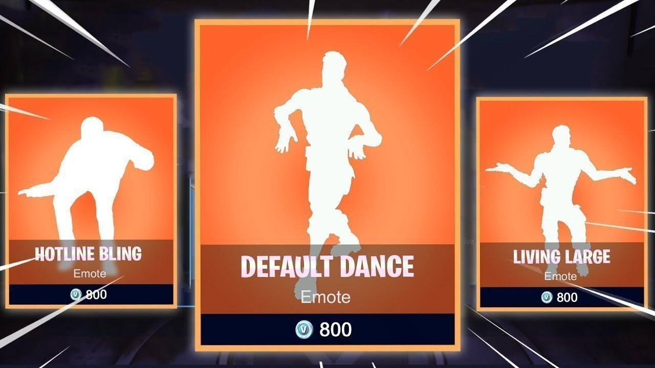 Default Dance Fortnite Music | RLDM