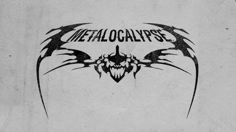 we want the final chapter of metalocalypse - Metalocalypse Christmas Tree