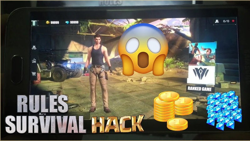 rules of survival samsung dex