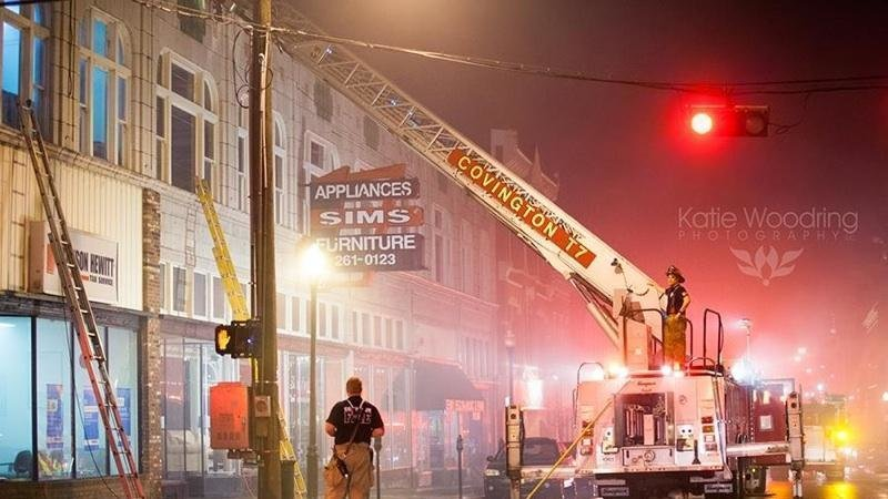 Peion The Mayor And City Commission Of Covington Kentucky Allocate Funds To Return 27 Firefighters During Fiscal Year 2017 2016 Budget