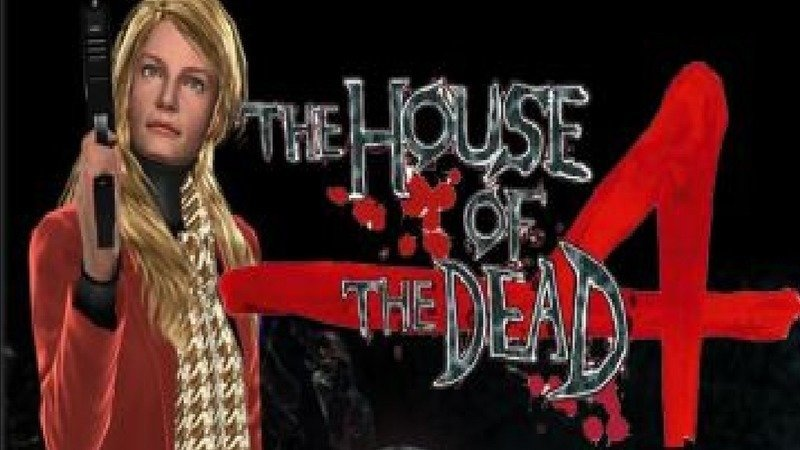 Petition The House Of The Dead 4 For Pc Ps4 Xbox One In 2018