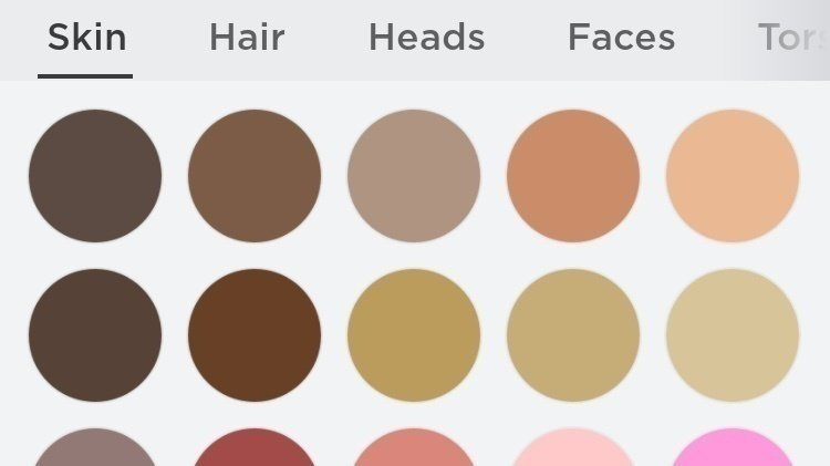 Petition Help Roblox Make More Skin Tones Change Org