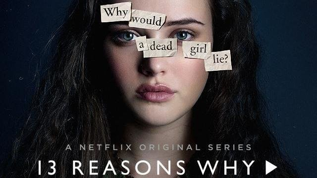 REMOVE '13 REASONS WHY' FROM NETFLIX