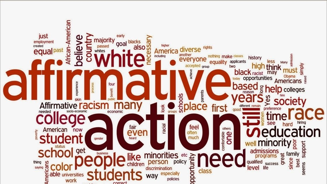 the true intention of affirmative action essay