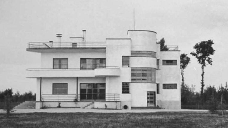 Topic razionalismo for Architettura razionalista in italia