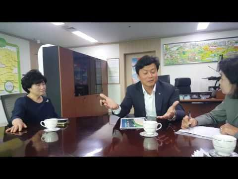 "Mayor Kim Man-Soo of Bucheon: All thanks to Mayor Kim! Bucheon City working towards becoming ""First Dog Meat Free City"""