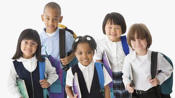 education and school uniform