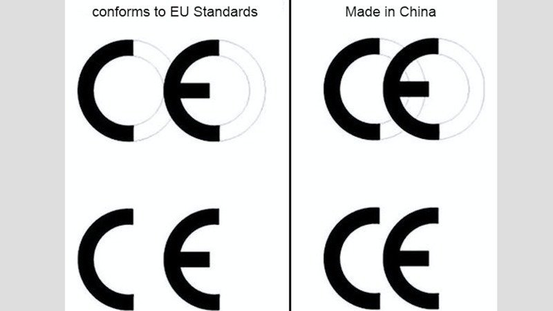 Petition Update Marchio Ce Comunit Europea O China Export
