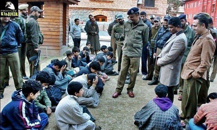 Image result for Political Prisoners kashmir
