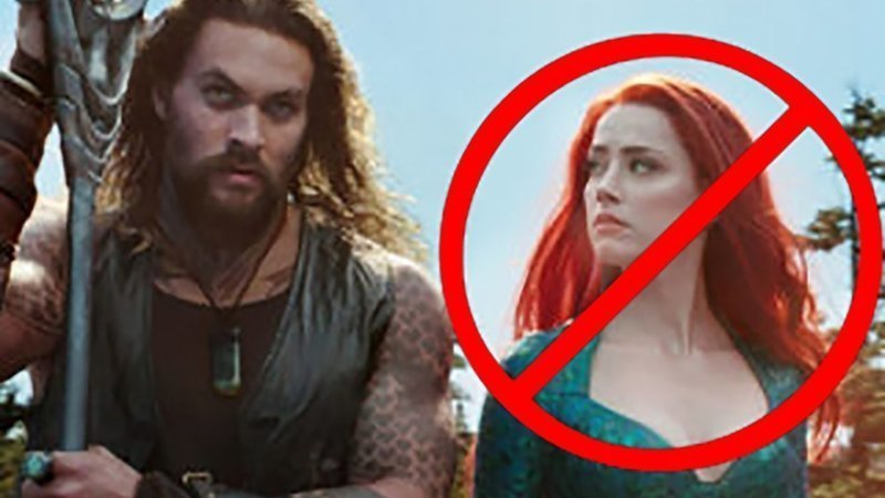 Community Dc Entertainment Remove Amber Heard From Aquaman 2 Change Org