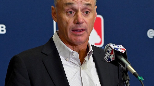 Petition · MLB team owners need to fire Rob Manfred ...