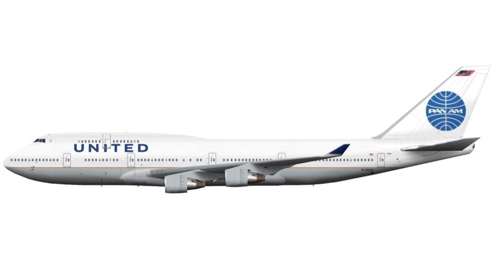Petition 183 United Air Lines Retire The Boeing 747 With A