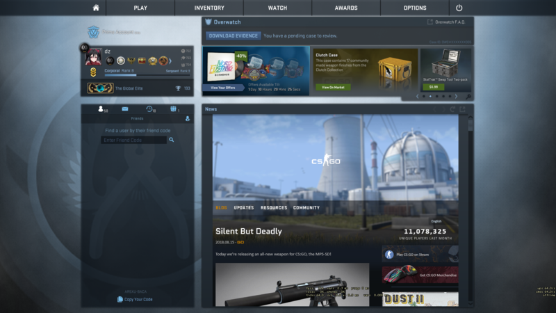 csgo download go