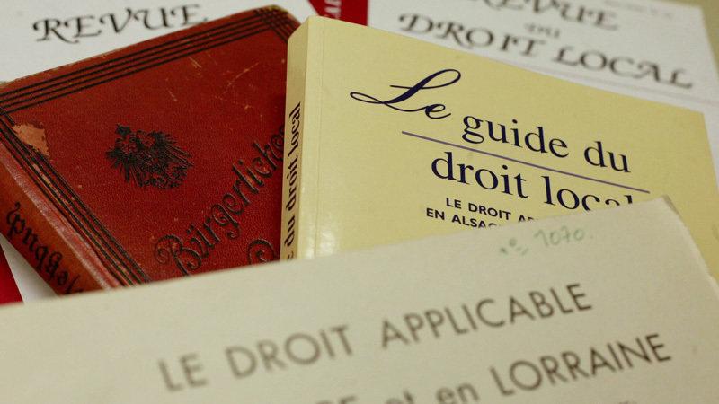 Petition Sauvons Le Droit Local Alsacien Mosellan Par L