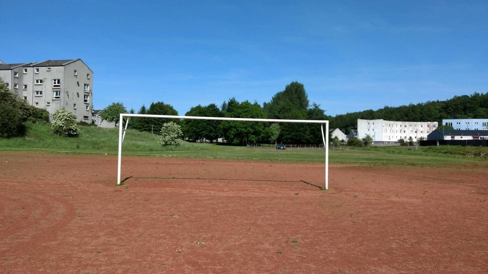 Petition · NLL Council Learning and Leisure Department: Ash football pitches  lying unused in the Cumbernauld Area · Change.org