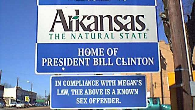 Megans Law Sex Offender