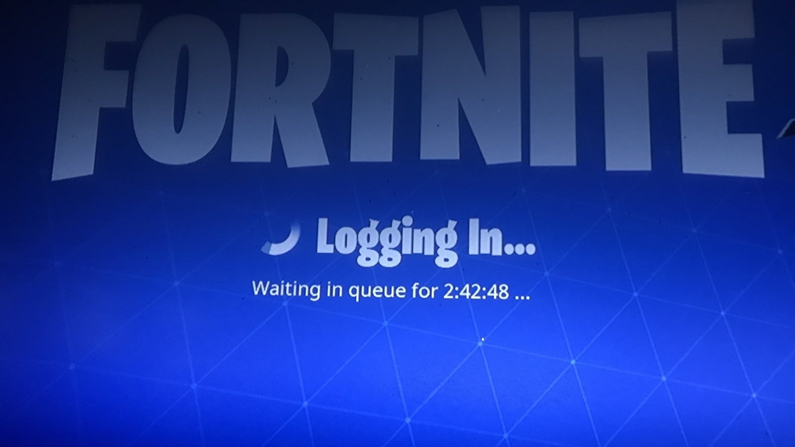 How to skip fortnite queue ps4