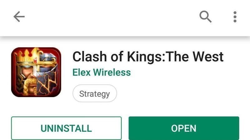 Petition · Clash of Kings: The West release game update or