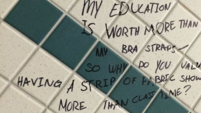 Petition · Walsh Middle School Dress Codes are Sexist