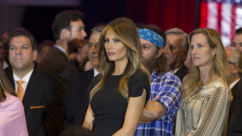 U.S. House of Representatives: Make Melania Trump stay in the White House or pay for the expenses herself