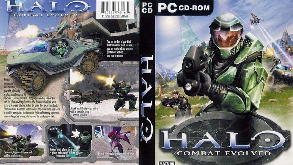 Petition · Make the Windows versions of Halo: Combat Evolved