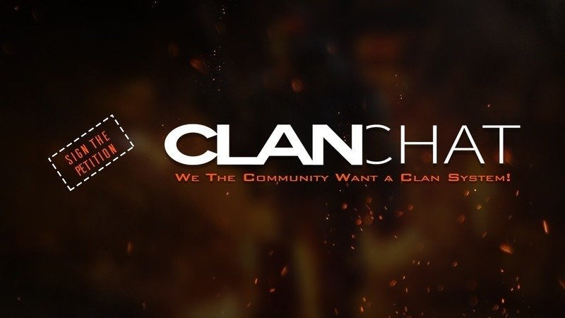 clan system within call of duty black ops 3 and future titles