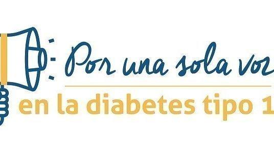 logotipo de diabetes tipo 1