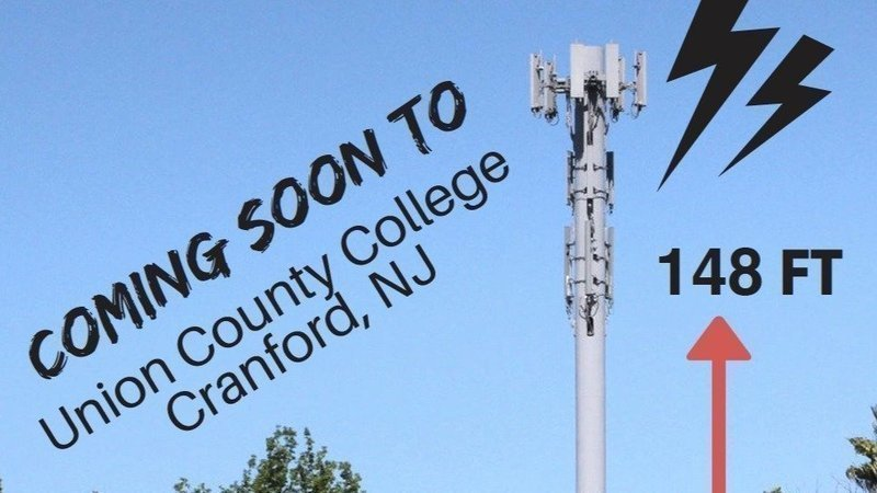 Petition · STOP UNION COUNTY COLLEGE & THE VERIZON 130 FOOT