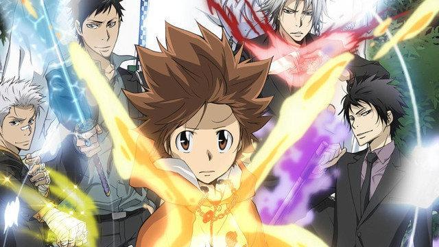 Petition English Dub The Katekyo Hitman Reborn Anime Change Org