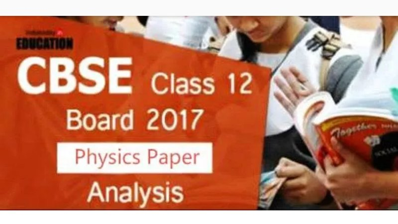 Petition · Do lenient checking in CBSE Physics exam 2017 for