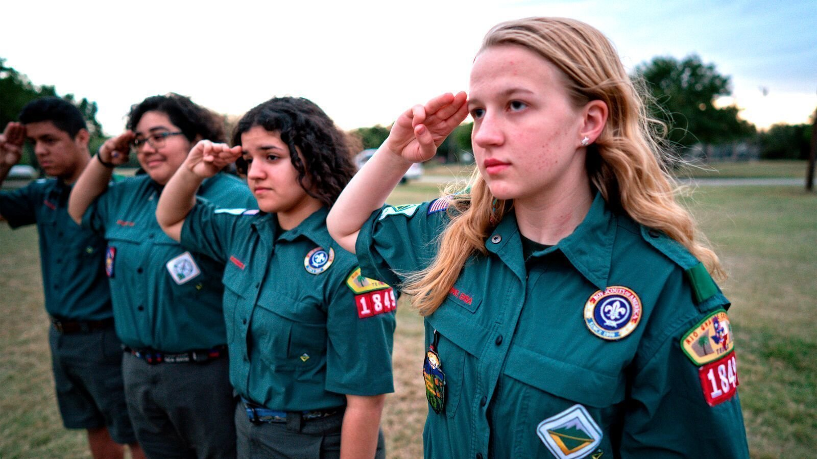 The Boy Scouts Will Now Allow Girls in Some Programs