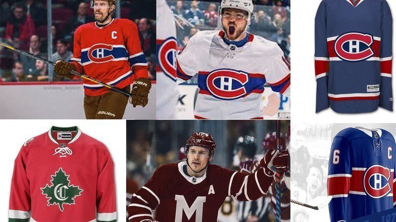 sports shoes 6432a c47e1 Petition · Montreal Canadiens Alternate Jersey · Change.org