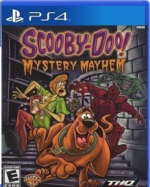 Petition · Make a remastered edition of Scooby Doo Mystery