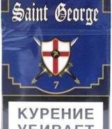 Сигареты святой георгий синий купить сигареты милано 1 купить