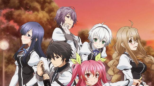 Rakudai Kishi no Cavalry - Episódio 1 (HD)