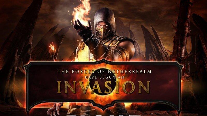 Petición · WB Games : Retorno de Invasiones en Mortal Kombat X/XL en fechas  regulares · Change.org