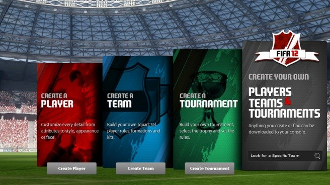 Guide creation centre fifa 11 maxim fifa 2018