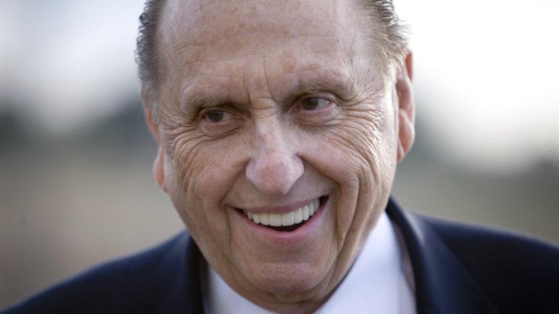 Petition · New York Times: Rewrite Thomas Monson Obituary
