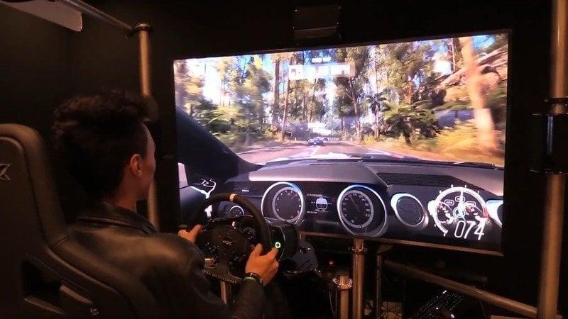 Image Of Forza Horizon 4 Steering Wheel Settings Forza Horizon 4