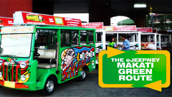 Petition Ltfrb Full Implementation Of E Jeep In Makati Cbd