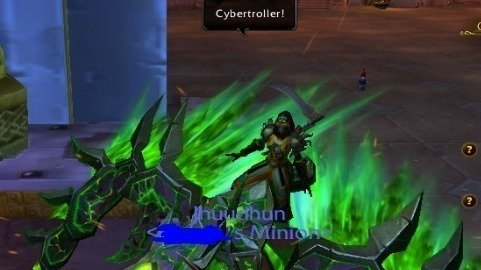 Issue a ban to the cybertroll [redacted] - (US) Aman'thul / Alliance.