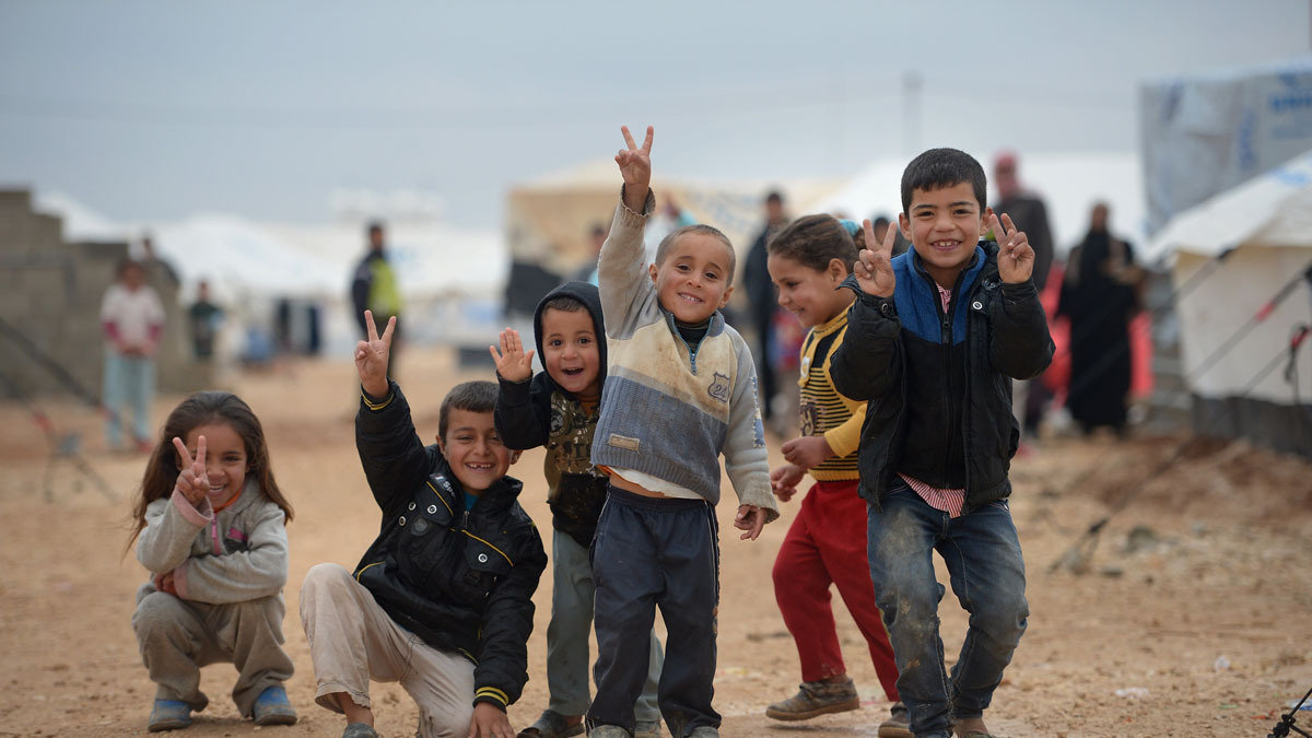 the life and struggles of syrian refugees