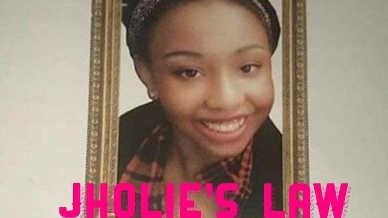 Petition · Justice For Jholie! Jholie's Law · Change org