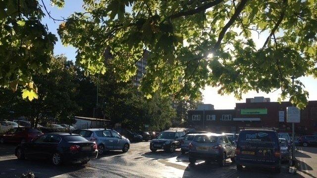 Sidcup Station Car Park