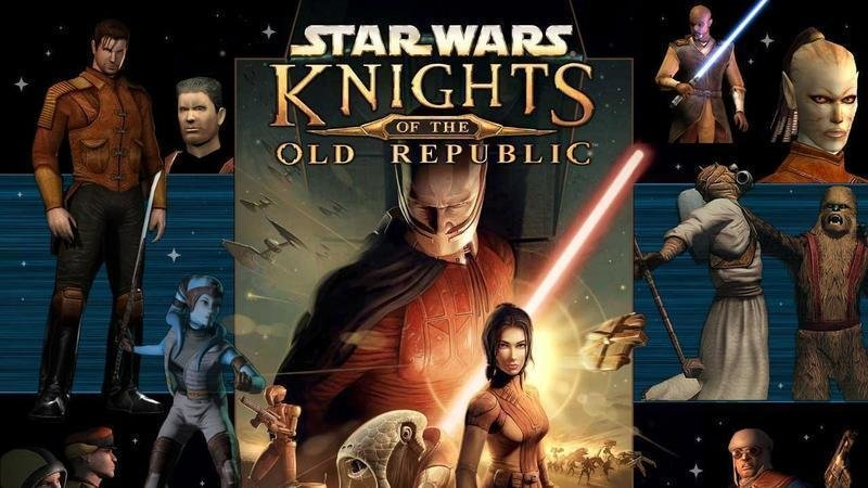 Petition · Release Star Wars: Knights of The Old Republic on Playstation  Vita/PS4 · Change.org
