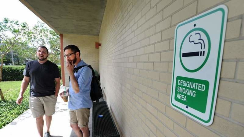 Petition · Keep Fanshawe College Smoking Areas for Tabacco