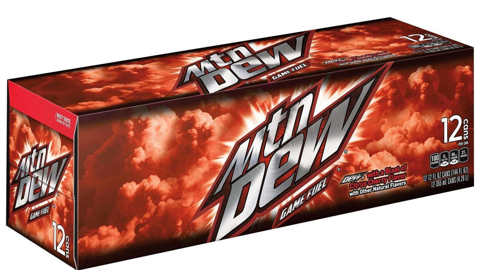 Petition Mountain Dew Bring Back Mountain Dew Citrus