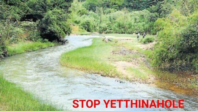 Petition · STOP Yetthinahole project! SAVE Nethravathi, Save